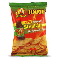 Jimmy's Steakhouse Chips